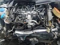 VW SCIROCCO BREAKING