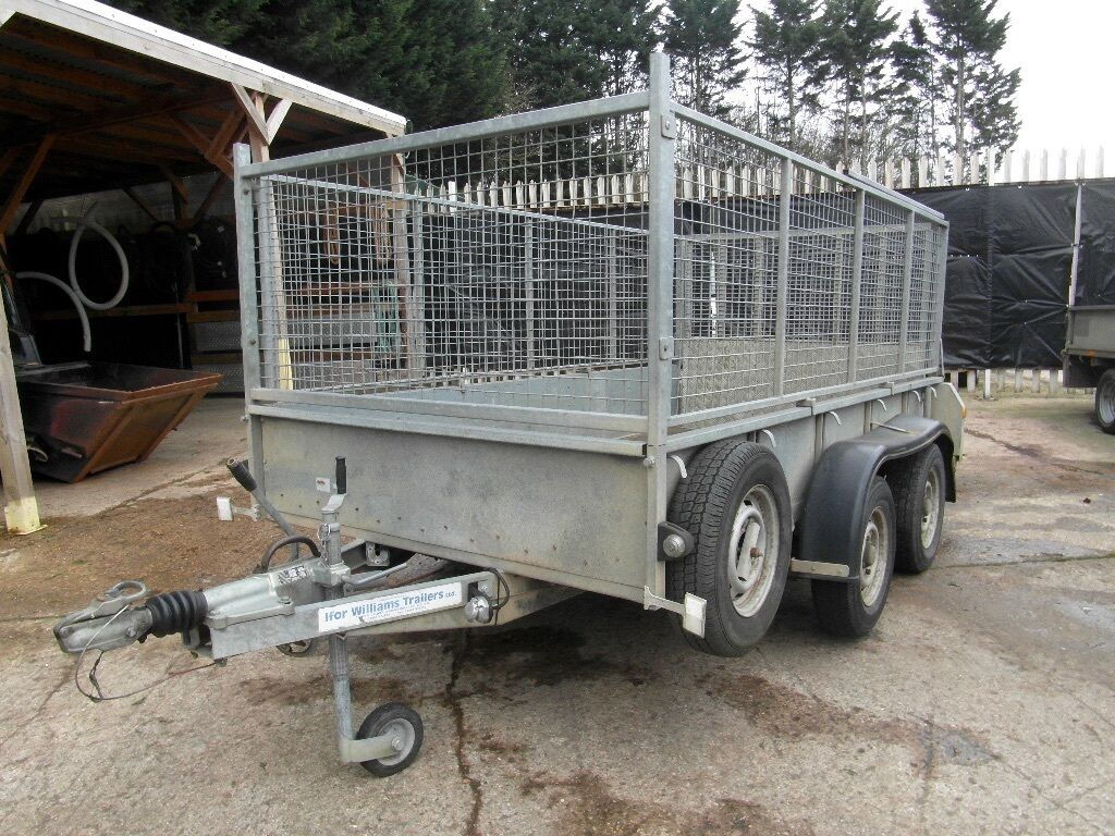 Ifor Williams Trailer Gd105 In Kettering