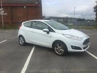 2015 Ford Fiesta 1.25 Zetec - Genuine low mileage (only 264 Miles), Lady owner