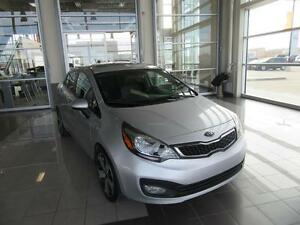 2013 Kia Rio SX HEATED STEERING, LEATHER, SUNROOF, BACK UP CA...