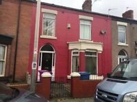 Ashfield, Wavertree L15 - Two rooms to let in a furnished house, inclusive of all bills