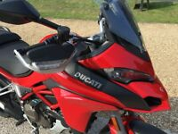 Multistrada 1200S with Touring Pack