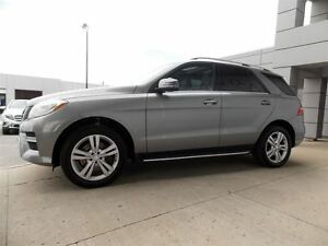 2013 Mercedes-Benz M-Class ML350 Bluetec, Parktronic, Toit pano,