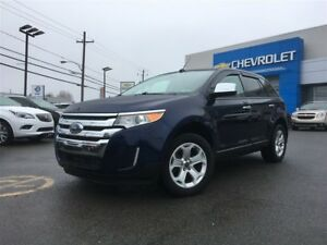 2011 Ford Edge SEL AWD + TOIT PANO + CUIR + EXCELLENTE CONDITION