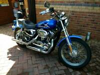 Harley Davidson Sportster 1200XL