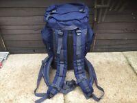 Rucksack, navy blue, tog 24