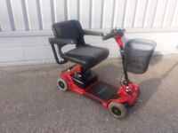 go go mobility scooter brand new batteries & brand new charger. ** i can deliver.** gogo