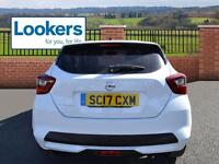 Nissan Micra DCI N-CONNECTA (white) 2017-04-30