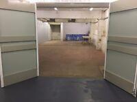 Workspace, Workshop/Garage units, Self Storage to rent Christchurch Bransgore Dorset