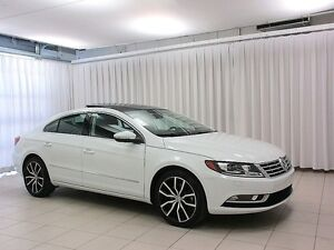 2016 Volkswagen Passat CC 2.0L TSI SEDAN, HIGHLINE, DEMO, LOW KM