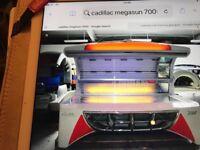 Megasun 7000 cadilac sunbed