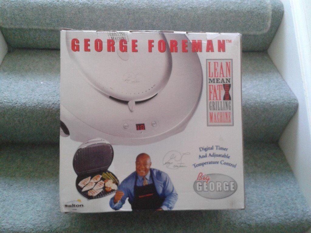 Big George Foreman Grill
