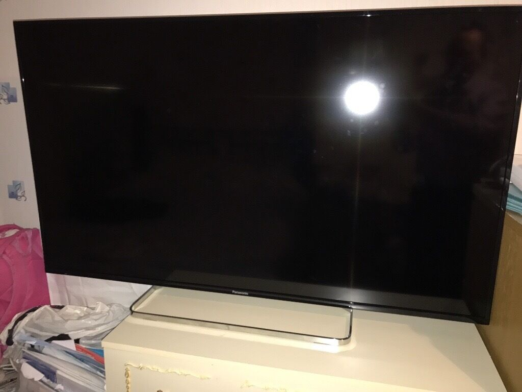 Panasonic TX 50A400B 50 inch Widescreen 1080p Full HD LED TV with Freeviewin Millisle, County DownGumtree - Panasonic 50 inch TV with 2 hdmi ports, USB connection and more. Panasonic TX 50A400B 50 inch Widescreen 1080p Full HD LED TV in excellent condition with power cable and remote control. Used in my office for the occasional meeting but not needed now...