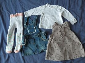Baby Girls bundle 3-6 Mths