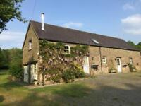 Self catering cottage in Wales