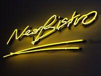 FOH Supervisor and Head waiter for NEO BISTRO. Start immediately!
