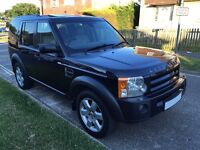 Landrover Discovery 3 TDV6 Manual 7 seater