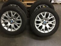 BMW X5 wheels & winter tyres