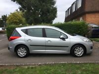 Peugeot 207 SW 2010 - MOT Aug 2019, Tax Feb 2019, Air Con, Radio/CD, very good condition