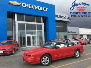 1995 Oldsmobile Cutlass Supreme ONE OWNER LOW LOW LOW KMS!!!