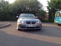 Stunning BMW 3-Series convertible 3.0l petrol