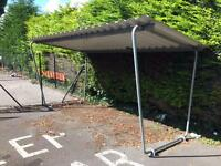 Bike Shelter / Bicycle Shed / Outdoor Storage / Smoking Shelter
