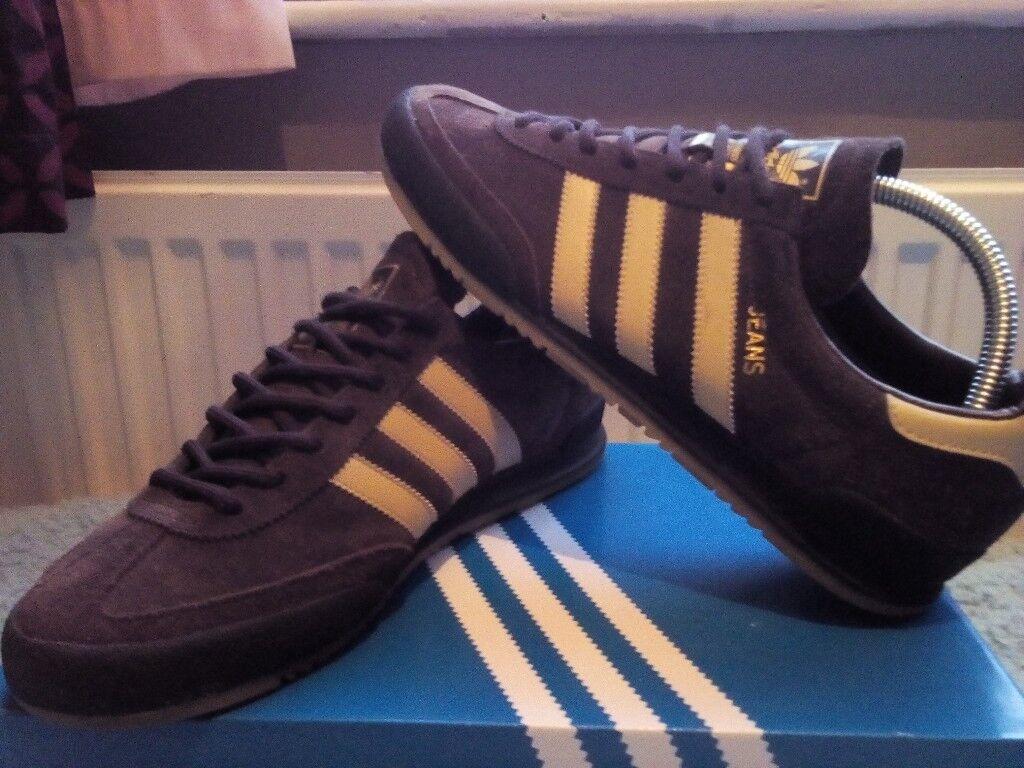 Adidas Jeans uk7 Size?