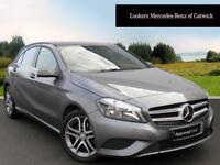 Mercedes-Benz A Class A180 BLUEEFFICIENCY SPORT (grey) 2014-12-23