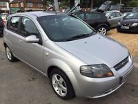 2008/08 CHEVROLET KALOS 1.4 SX 5dr LOW RUNNING COSTS,FABULOUS SPECIFICATION,LOOKS AND DRIVES WELL