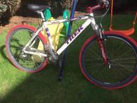 Trek bike swap