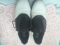 golf shoes great condition ---- offers