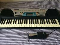 Yamaha MIDI Keyboard with Pedal