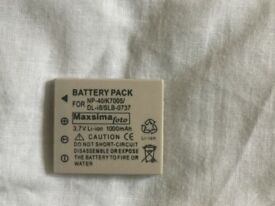 Samsung battery and charger