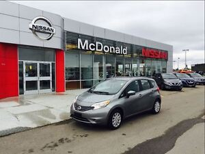 2015 Nissan Versa Note SV with A/C, Keyless Entry and Back-up Ca
