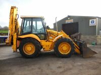 jcb 4cx P12 power shift