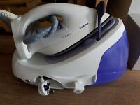 Tefal steam iron press