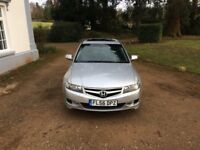 Honda Accord 2.0 ivtec Automatic Executive Alabaster Silver