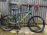 Men's large carrera bike