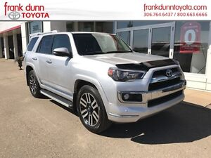 2014 Toyota 4Runner Limited *** PST PAID***