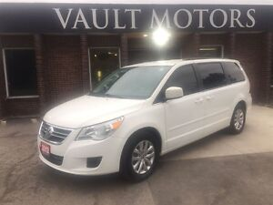 2012 Volkswagen Routan Leather ALL NEW BRAKES