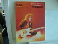 GUITAR MUSIC - YNGWIE MALMSTEEN'S RISING FORCE - MARCHING OUT