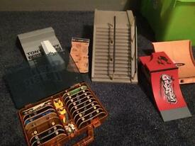 Teck deck collection