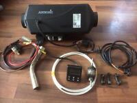 Eberspacher 12 volt diesel D4 plus night heater