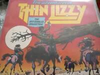 Vinyl thin lizzy