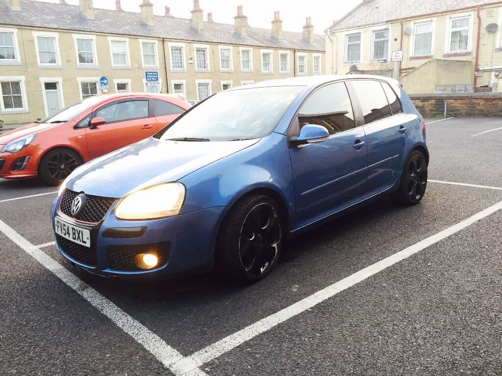 2005 vw golf 2 0 gt tdi 140 6 speed gti alloys mot feb 2018 bargain cheapest in u k may px swap. Black Bedroom Furniture Sets. Home Design Ideas