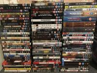 92+ DVD and Blue-ray bundle