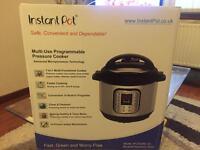 Instant pot 7 in 1 pressure cooker 8 litre