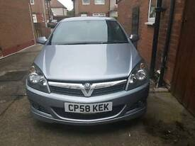 Vauxhall astra sri+ cdti xp