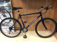 "Saracen Tufftrax 26"" Mountain Bike (Old School) - 19"" Frame"