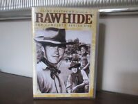 RAWHIDE Clint Eastwood (THE COMPLETE SERIES ONE) 6 DISC BOX SET